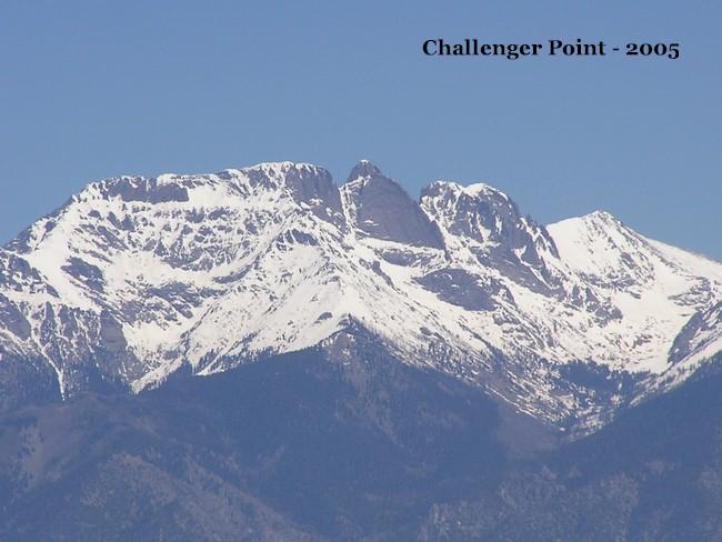 Mountain Climbing Challenge Climb Kit Carson Mountain
